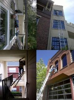 Osha ladder safety for House cleaning prescott az